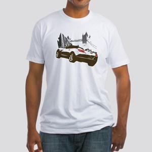 """""""Sky Rollin"""" Fitted T-Shirt"""