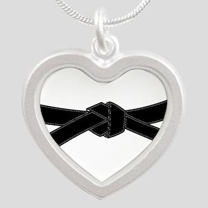 Black Belt Necklaces