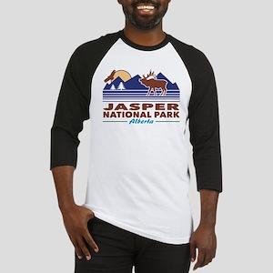 Jasper National Park Baseball Jersey