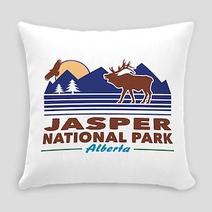 Jasper National Park Everyday Pillow