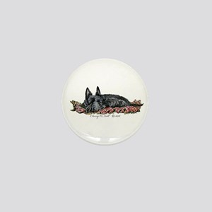 Scottie Slumber Mini Button