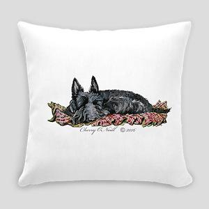 Scottie Slumber Everyday Pillow