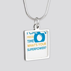 i can free time, what's your superpower? Necklaces