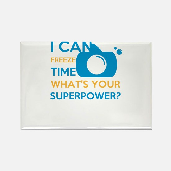 i can free time, what's your superpowe Magnets