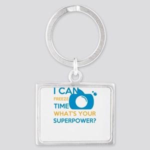i can free time, what's your superpo Keychains