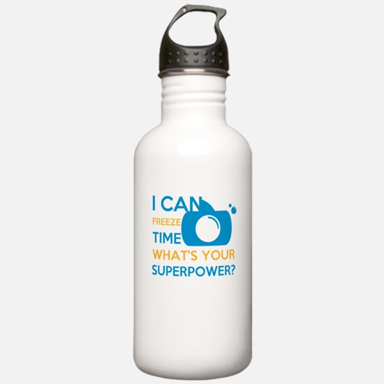 i can free time, what& Water Bottle