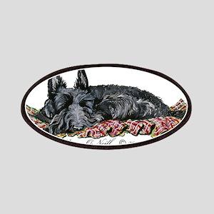 Scottish Terrier Slumber Patch