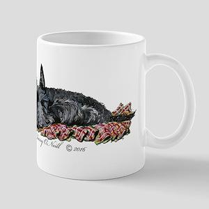 Scottish Terrier Slumber Mugs
