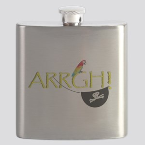 Talk Like A Pirate - ARRGH! Flask