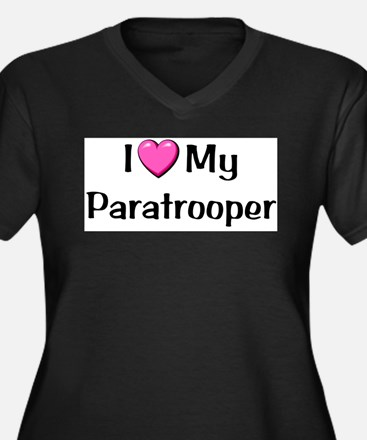 ilmparatrooper Plus Size T-Shirt