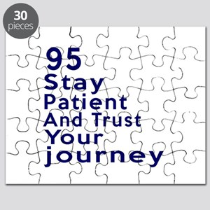 Awesome 95 Birthday Designs Puzzle