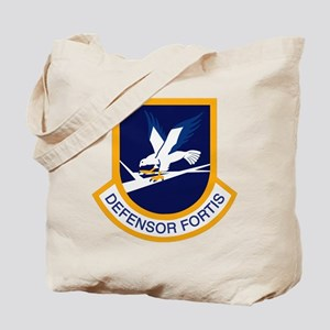 Air Force Security Forces crest Tote Bag