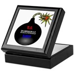 National Debt Keepsake Box