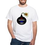 National Debt White T-Shirt