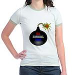 National Debt Jr. Ringer T-Shirt