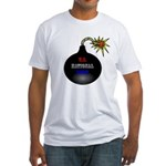National Debt Fitted T-Shirt