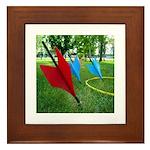 Jarts & Lawn Darts Framed Tile