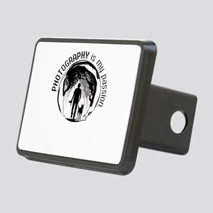 photography is my passion Rectangular Hitch Cover