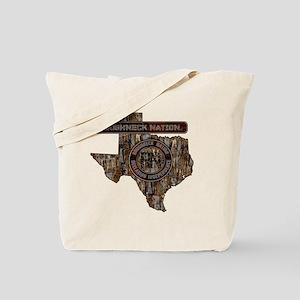 TEXAS RIG UP CAMO Tote Bag