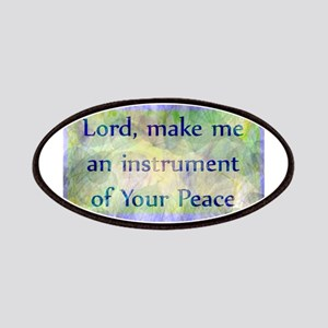 Prayer of St. Francis Patches