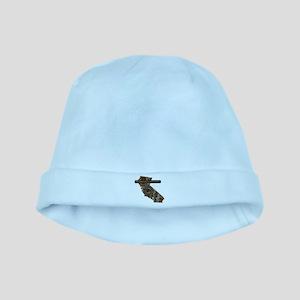CALIF RIG UP CAMO baby hat