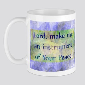Prayer of St. Francis Mug