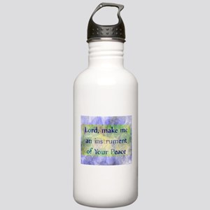 Prayer of St. Francis Stainless Water Bottle 1.0L