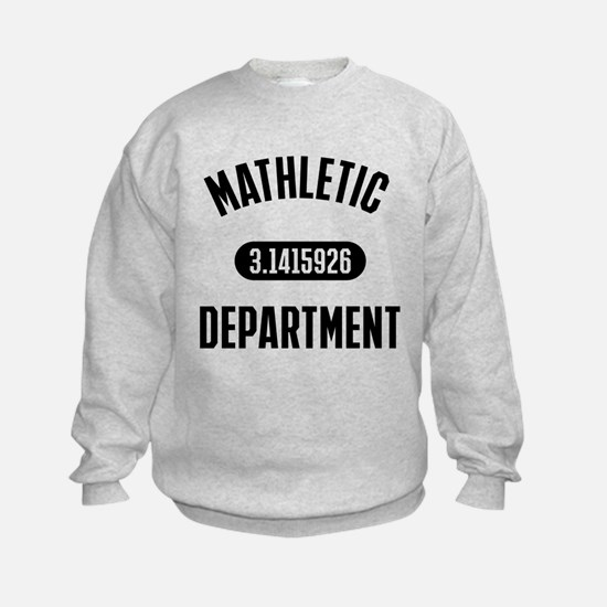 Mathletic department Sweatshirt
