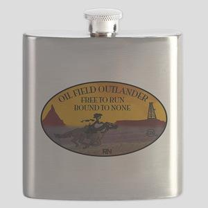 oilfield outlander Flask