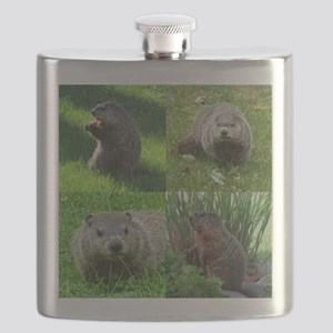 Groundhog medley Flask