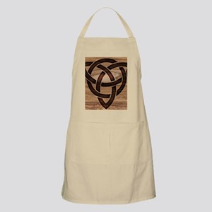 celtic knot Apron