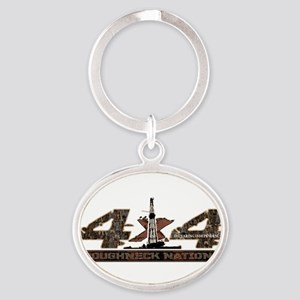 4 X 4 RIG UP CAMO Keychains
