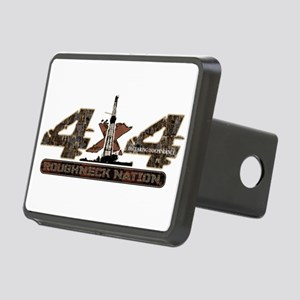 4 X 4 RIG UP CAMO Rectangular Hitch Cover