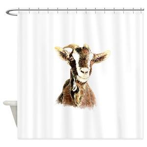 Farm Animals Shower Curtains