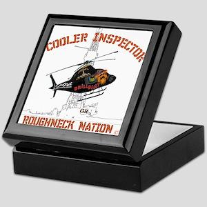 COOLER INSPECTOR Keepsake Box