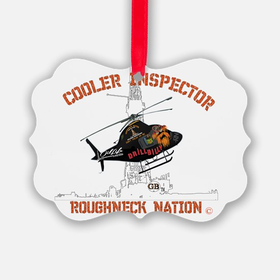 COOLER INSPECTOR Ornament