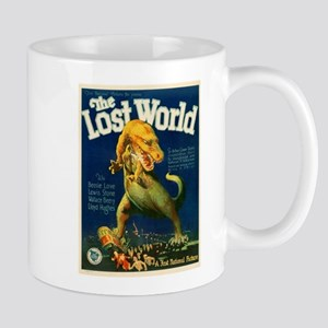 Vintage poster - The Lost World Mugs