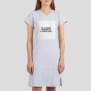 I'm a panda trapped in a huma T-Shirt