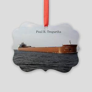 Paul R. Tregurhta Picture Ornament