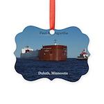 Paul R. Tregurhta Duluth Picture Ornament