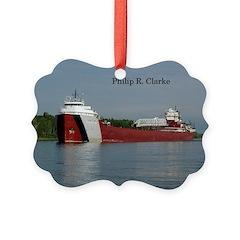 Philip R. Clarke Ornament