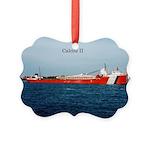 Calcite Ii Picture Ornament