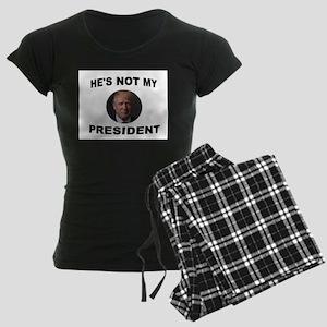 NOT MY PRESIDENT Pajamas