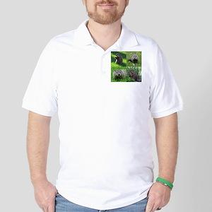 Groundhog medley Golf Shirt