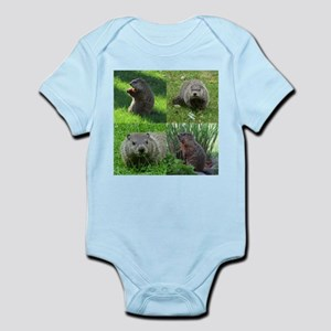 Groundhog medley Body Suit
