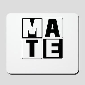 Soul Mate Mousepad