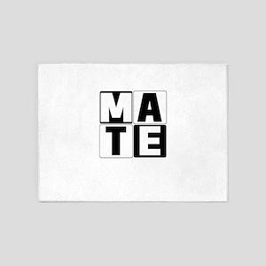 Soul Mate 5'x7'Area Rug
