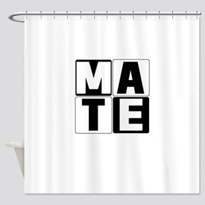 Soul Mate Shower Curtain