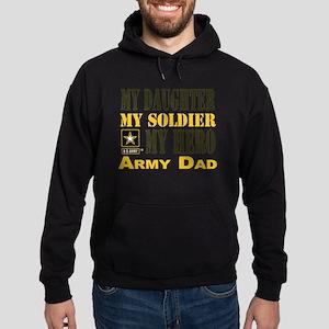 Army Dad Daughter Sweatshirt