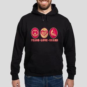 PEACE - LOVE - GUARD Sweatshirt